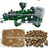 Hot selling ! Pellet food making machine floating fish food extruding machine floating fish food making machine