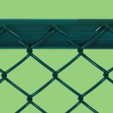 Hot dipped galvanized steel wire/chain link fence/low carbon level/weight by coil 10kgs (ISO Factory &