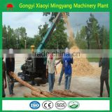 China supplier CE approved small wood chips crusher/disc wood chipper/wood branch chipping and crushing machine 008618937187735