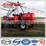 irrigation equipment of lateral move system