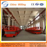 Hydraulic Self-propelled Access Platform Scissor Lift