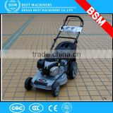 America widely used electric starting gasoline engine lawn mower