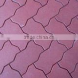 rubber brick