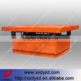vibrating table concrete for paver