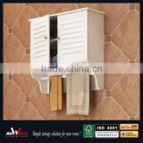 China Supplier latest design Wall Mounted Towel Cabinet hot towel cabinet hanging wall cabinet design