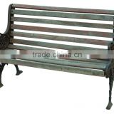 Trade Assurance China supplier heavy furniture outdoor cast iron park bench cast iron garden bench