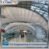 Design High Strength Earthquake Resistant Space Frame Airport