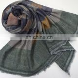 Manufacturer high quality more design and colour pashmina shawl