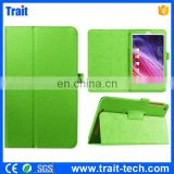 Lichee Pattern Flip Stand PU Leather Case Skin Cover for Acer Iconia W4-820 with Pen Holder