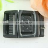 hot sale black plastic buckle for bags