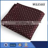 100% silk fashion design mens hanky