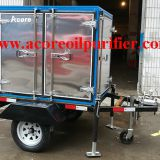 Mobile Transformer Oil Purification Plant Company