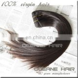 Best selling factory price lowest price tangle and shedding free indian human hair extension