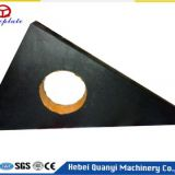 Precision Black Granite Try Square Ruler For Calibration