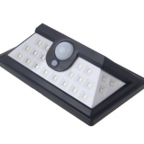 Outdoor Garden Solar Sensor Wall Light