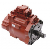 K3v180dtp-152r-9n05-ahv 63cc 112cc Displacement Kawasaki Hydraulic Piston Pump Side Port Type