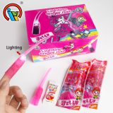 Lightning Finger Nail Toys with Jelly Candy