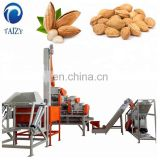 Taizy Nuts cracker processing line