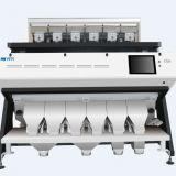 Cashew Optical Sorter Nuts Processing Machine by Color Sorting for Cashew Grading and Cleaning