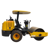 Hot sale and high quality small vibratory roller and compactor with diesel