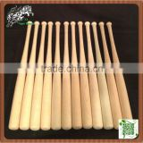 Clear Professional Bamboo Wooden Baseball Bats