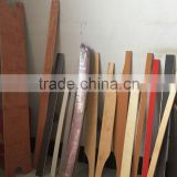 Wood bed slat