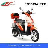 2015 European standard electric scooter, pedal assist electric scooter EEC