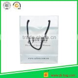 JUNBANG wholesale biodegradable LDPE/POLY plastic bag for shopping
