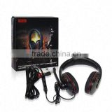 Wholesale earphone headset with mic, mini wireless stetro headset, mini with bluetooth headset