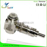 Wholesale!2013 newest style e cigarette kato mechanical mpd hammer mod buy online in china vs chiyou/nemesis/kayfun