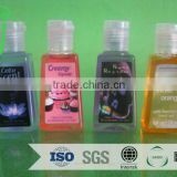 luxury soaps for hotels /manufacturer famous brand plastic bag for shampoo