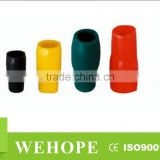 High quality insulated teleflex crimp terminal connector PVC tube,flame-retardant teleflex