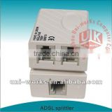 ADSL Adapter Telephone Splitter ADSL splitter