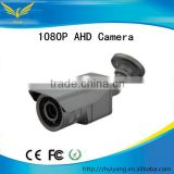 Waterproof full HD 1080P bullet CCTV AHD Camera with Zoom Lens (3M Pixels) cctv mega pixel camera