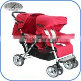 4029T baby double stroller china supplier baby stroller for twins