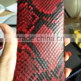 High Quality Luxury Colorful Real Python Snake Skin Leather PC Mobile Phone Case for phone6/6s Plus