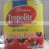 High quality and best price canned tomato paste,3000g tomato ketchup 28-30%,100% natrual tomatoes