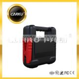 Carku 12V 24V diesel vehicle Jump start 24000mAh 1500g CE FCC RoHS emergency jump starter power bank
