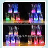flashing LED bar beer cup fancy coke cup