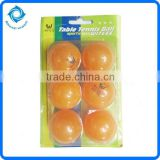 6PC Cheap Pingpong Ball Table Tennis Ball