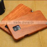 Handmade Natural Genuine Bamboo wooden cover for samsung Note4 S5 S6 S6edge