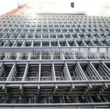 professional factory supply reinforcement wire mesh / welded panel mesh / concrete mesh price with high quality