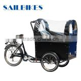 bakfiets cargo family bike