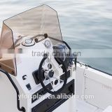 Acrylic Boat Windshield