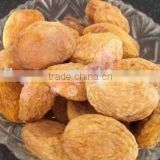 preserved dried apricot