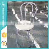 wholesale acrylic chair wedding thonet chair