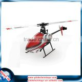WLTOYS XK RTF K120 blushless motor 6ch flybarless single blade rc helicopter with 3D and 6G mode