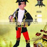 Halloween costume stage performance clothing Pirates of the Caribbean clothing men and women with children