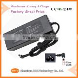 Factory directly cheap whole sale price 100 240v 50 60hz laptop ac adapter for asus / laptop ac adapter 19v 6.32a 120w