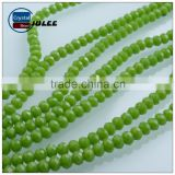 4mm chinese beads strands high quality crystal wholesale beads decoration glass bead bracelet